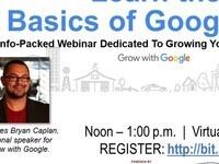 Bryan Caplan, national Grow with Google presenter.