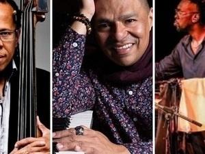 Benito Gonzalez/Michael Bowie/Lee Pearson Live Stream + In-person Concert