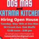 Hiring Open House