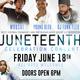 Juneteenth Celebration featuring Yung Bleu