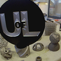 3D print samples from the Additive Manufacturing Institute of Science & Technology