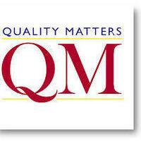 Applying the Quality Matters Rubric Workshop (APPQMR)