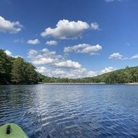 BYOKayak Ecopaddle around Poe Lake