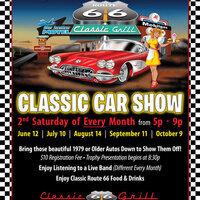 Route 66 Classic Car Show
