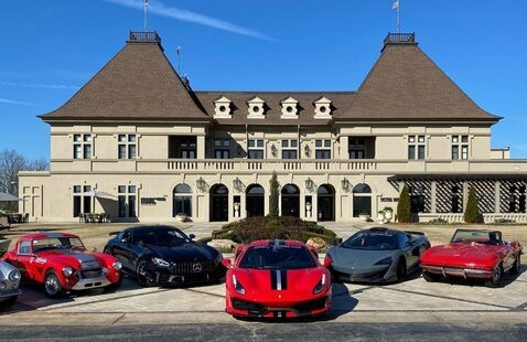 2nd Annual 'Cars of Chateau'