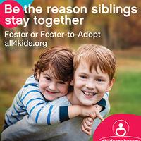 Virtual Orientation Foster Care & Adoption June 17th