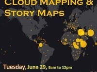 Intro to Cloud Mapping and Story Maps with ArcGIS Online