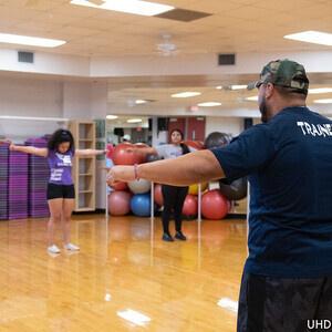Butts N' Guts Fitness Class