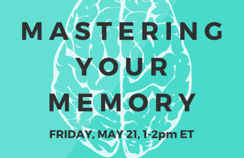 Mastering your Memory