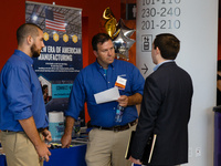 Clemson University Fall In Person Career Fair Day 1