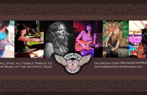 Brown eyed women in concert