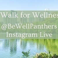 Wellness Walk with the Counseling Center
