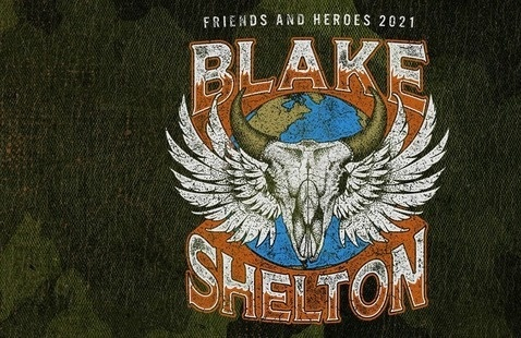 Blake Shelton: Friends and Heroes 2021