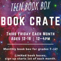 Book Crate: Teen Book Box