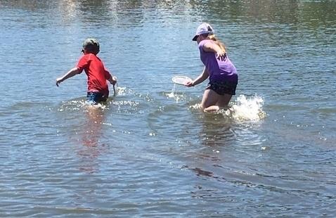 Nature Play Days Passport, Paynetown SRA (Monroe Lake)