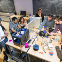 Thinking about a Career as an Innovator? Join us for Technical Entrepreneurship Open House