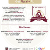 Fiscally Fit: Budgeting & Savings