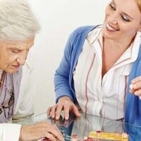 2 ladies - picture for Powerful tools for caregivers virutal classes