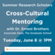 Cross-Cultural Mentoring