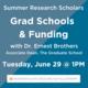 Grad Schools & Funding