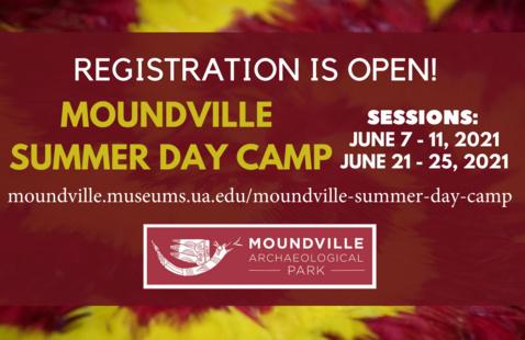 Moundville Summer Day Camp - Week 1