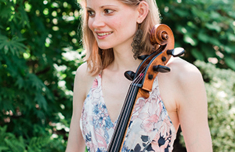 In Concert at the Gregg: Cellist Kirsten Jermé