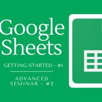 Advanced Google Sheets