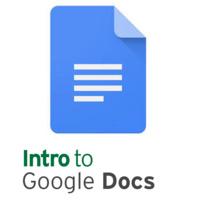 Introduction to Google Docs