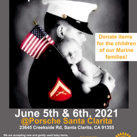 Collection Weekend for Camp Pendleton Marines