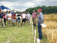 2021 Cornell Seed Growers Field Day