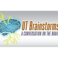 UT Brainstorms: A Conversation on the Brain Logo