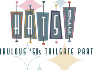 11th Annual Hats Off Fabulous '50s Tailgate Party