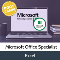 Microsoft Office Specialist Excel - Boot Camp!