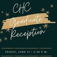 CHC Graduate Reception
