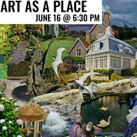 Art as a Place with Steven Rudin