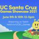 2021 UC Santa Cruz Games Showcase