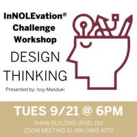 InNOLEvation® Challenge Workshop: Design Thinking