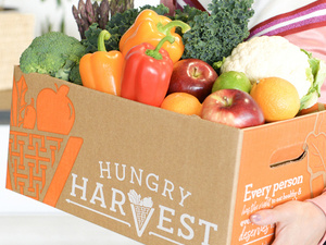 Hungry Harvest's Produce to the People Road Trip - Donation Event