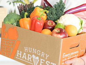 Hungry Harvest's Produce to the People Road Trip - In-Person Event