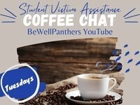 Student Victim Assistance Coffee Chat  (Topic:  Red Flags of Unhealthy Relationships)