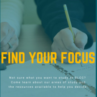 Find Your Focus: Science, Engineering & Math