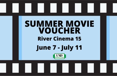 Summer Movie Voucher