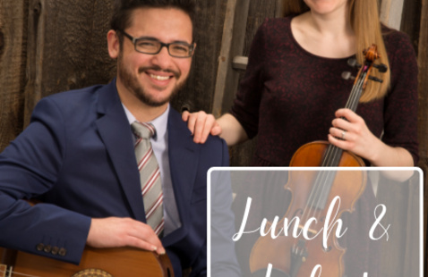 Lunch & Listen: The Peralta Duo