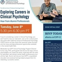 Exploring Careers in Clinical Psychology