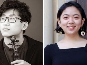 Ran Huo violin recital LIVE Streaming & In-person Concert