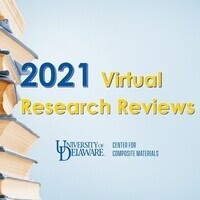 Center for Composite Materials Virtual Spring Research Reviews
