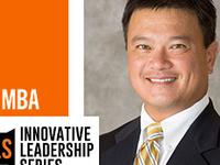 Clemson MBA Innovative Leadership Series presents Garth Warner, Hubbell Lighting
