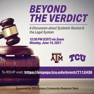 Beyond the verdict poster