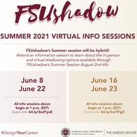 FSUshadow Information Session