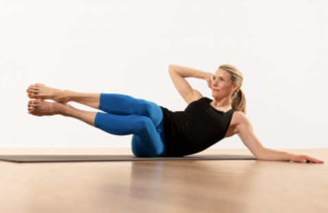 In-Person Total Body Barre with Cindy